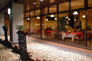 大曲エンパイヤホテルのレストラン