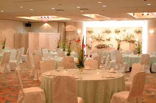 大曲エンパイヤホテルの結婚式場